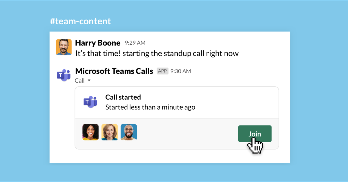 Slack launches call integrations for Microsoft Teams, Zoom, and more
