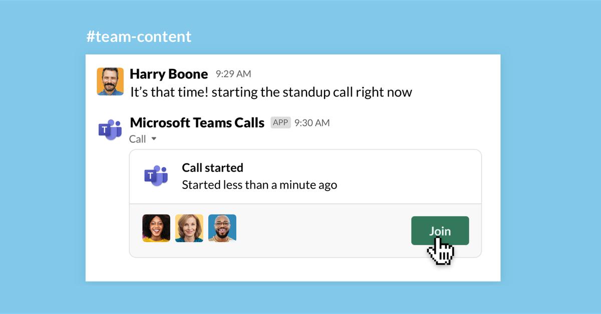 Slack khởi chạy tích hợp cuộc gọi cho Microsoft Teams, Zoom và hơn thế nữa