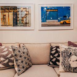 Assorted Pillows, $60-160