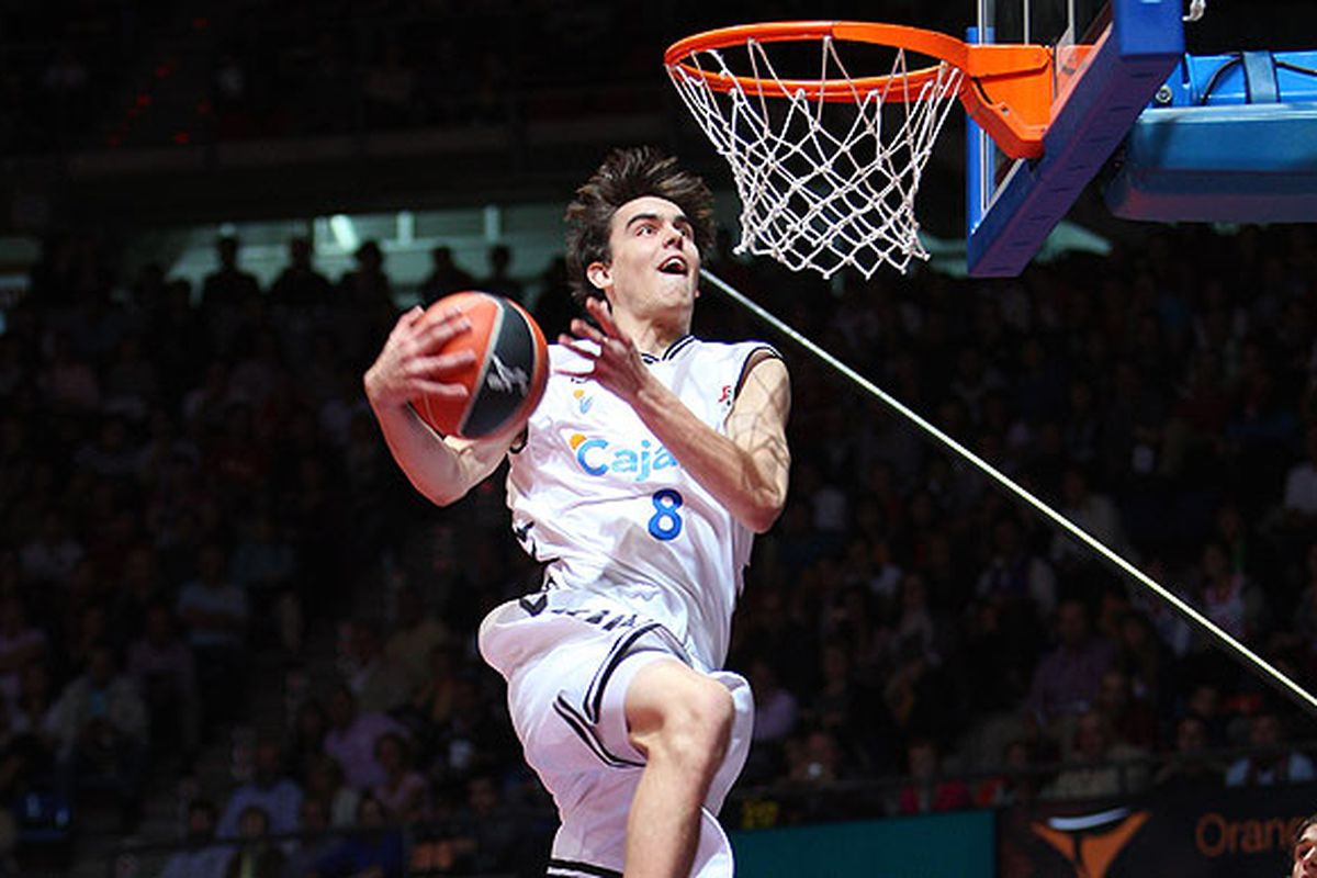 From the Czech Republic, to Spain and now a projected second round pick, Tomas Satoransky has impressed some NBA front offices who love his potential as a guard and view the 20-year old as a long-term project.