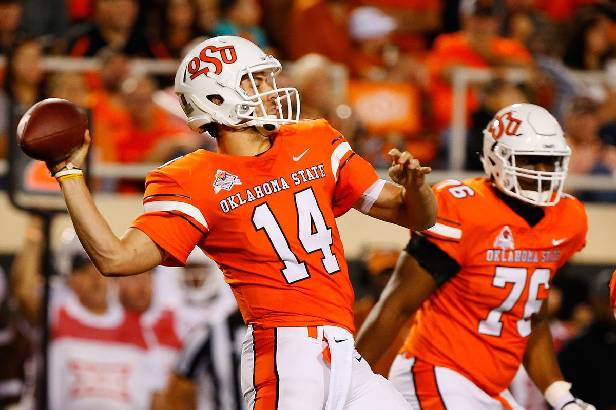 hot sale online f303f a56d2 Oklahoma State football: 3 helmet options for Homecoming vs ...