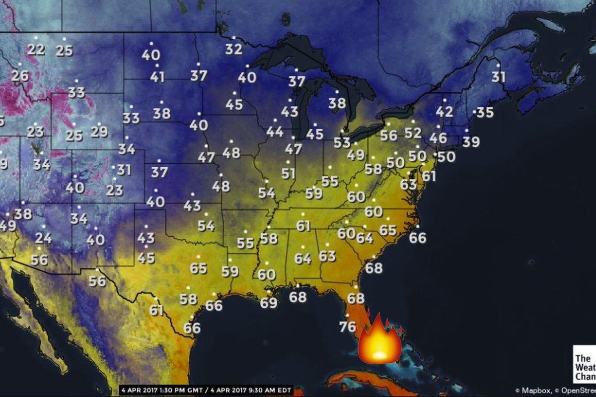 miami u2019s sizzling temperatures could break records this week
