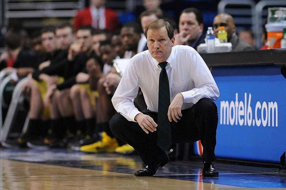 Primarily known as an Xs and Os guy, Dana Altman is also showing that he knows how to recruit. Mandatory Credit: Jayne Kamin-Oncea-US PRESSWIRE