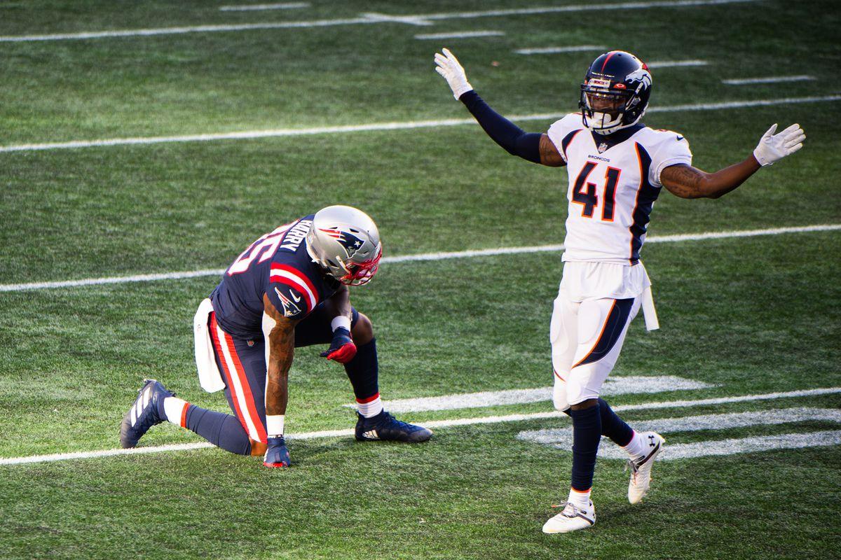 Denver Broncos v New England Patriots