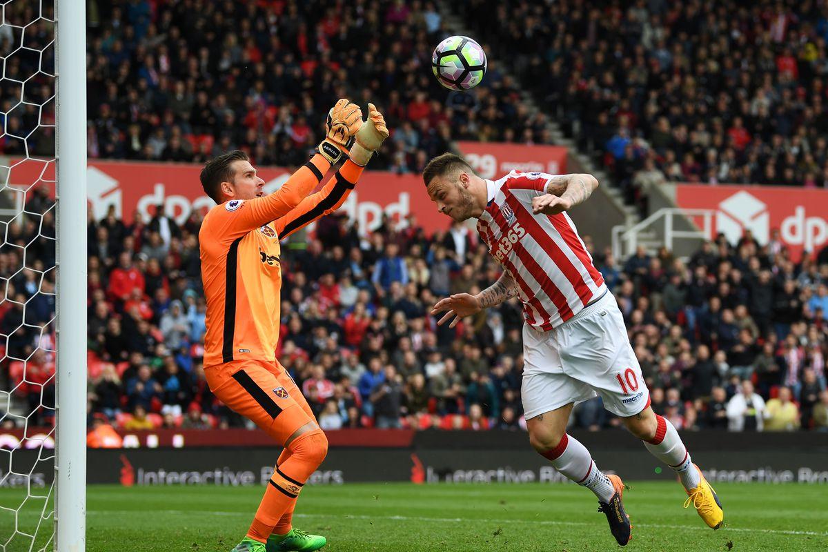 Stoke City v West Ham United - Premier League