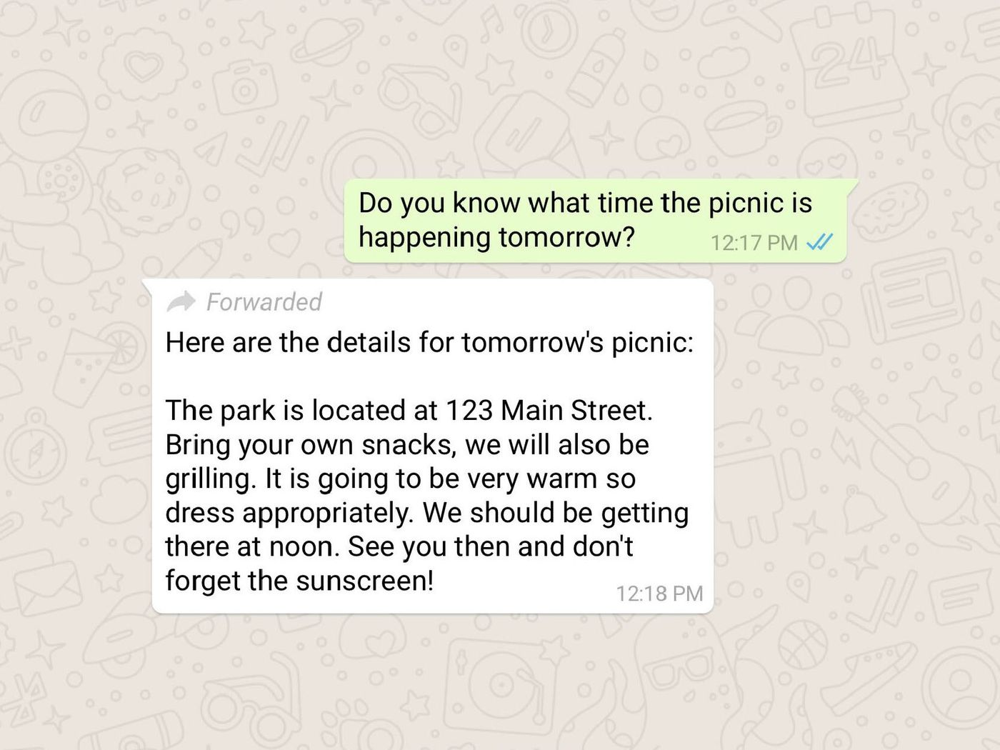 WhatsApp Will Now Label Its Forwarded Messages The Verge