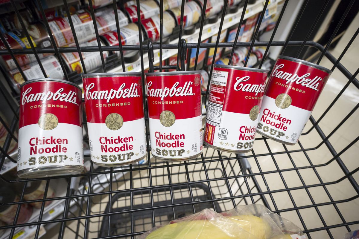 Campbell Soup to support GMO labeling