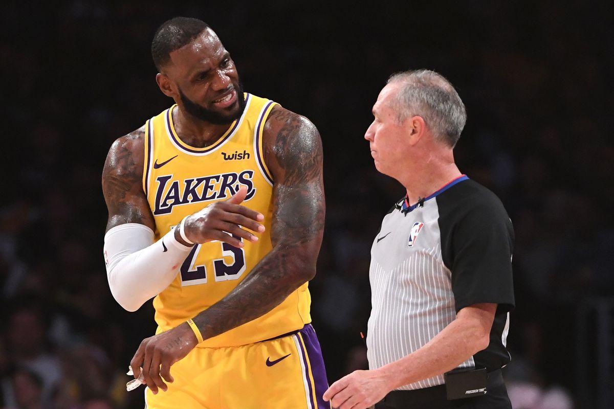 b3d013fdf7ef Lakers vs Rockets Final Score  Brandon Ingram