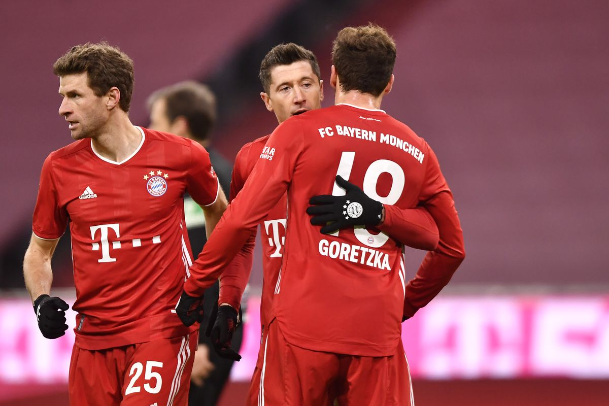 Three and a half observations from Bayern Munich's 5-2 comeback win against  Mainz - Bavarian Football Works