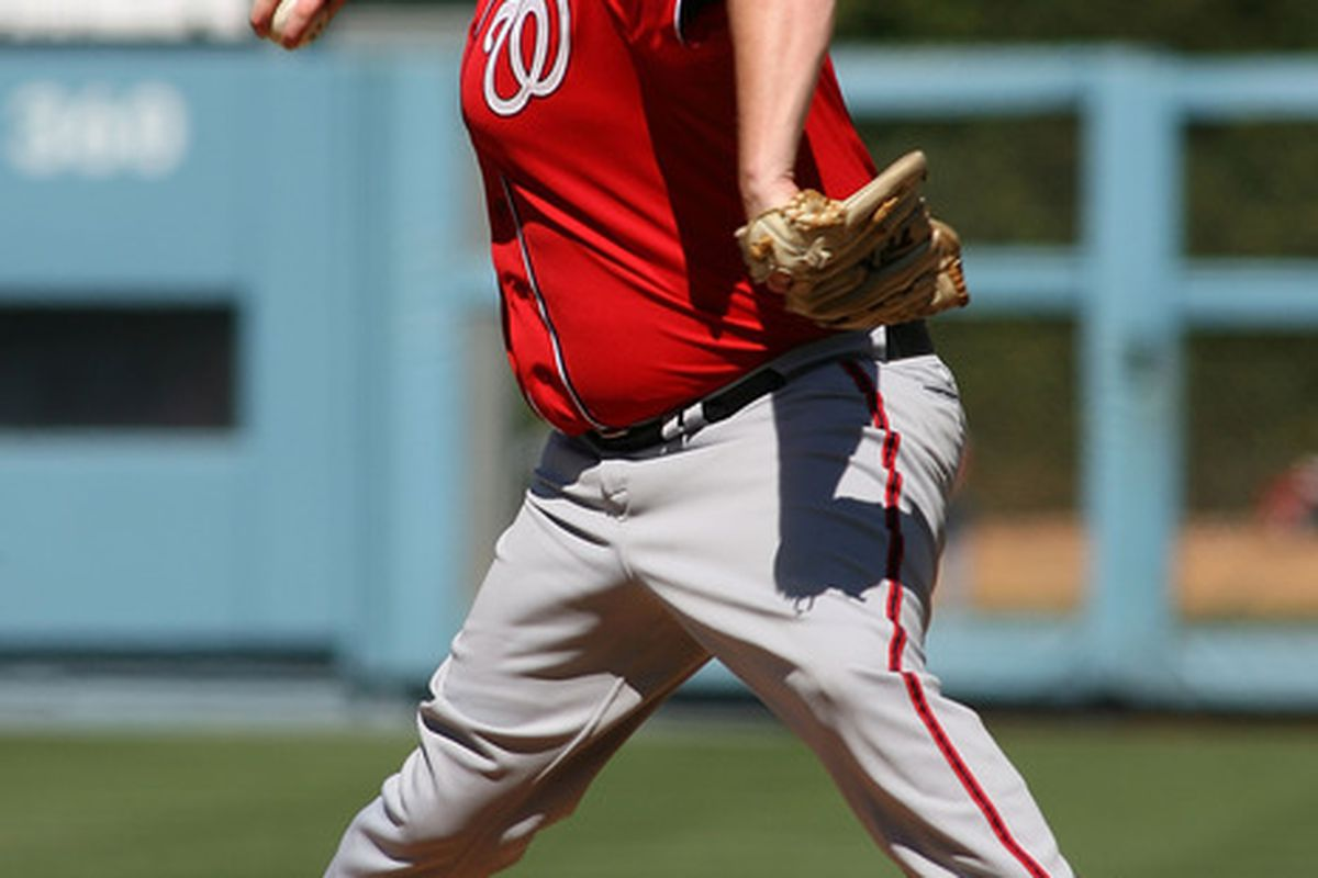 Todd Coffey, sprinting in from a bullpen near you real soon.