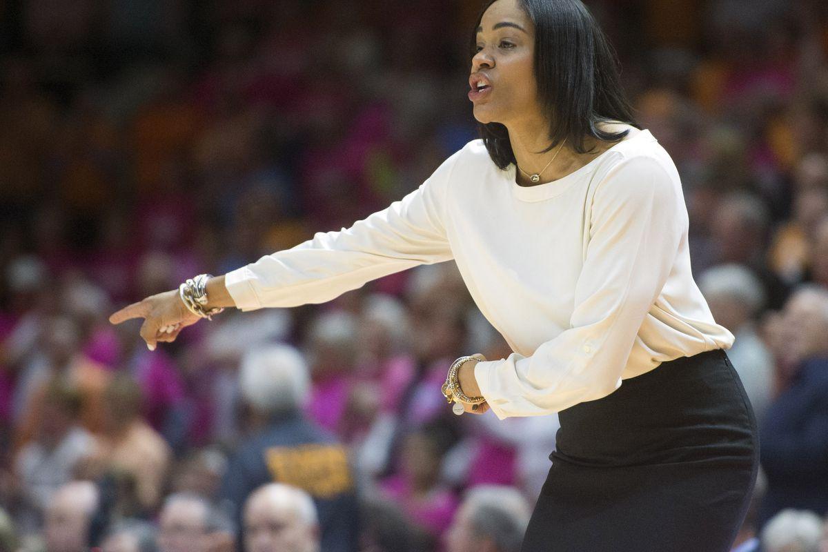 NCAA Womens Basketball: Georgia at Tennessee