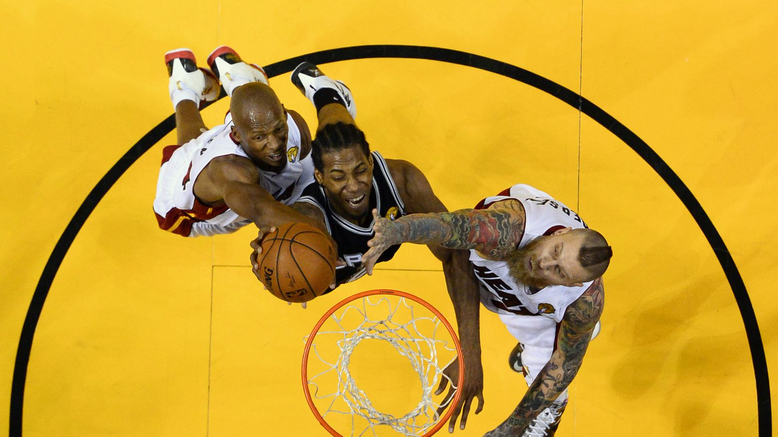 Spurs Vs Heat Fraternizing With The Enemy Skill And