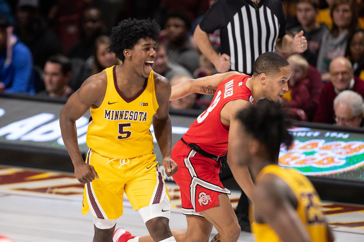 NCAA Basketball: Ohio State at Minnesota