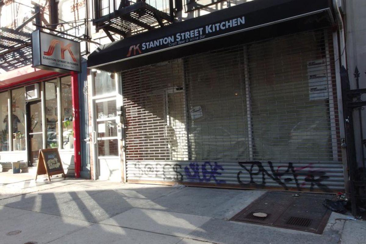 Former 21 Chef Erik Blauberg Will Open Stanton Street