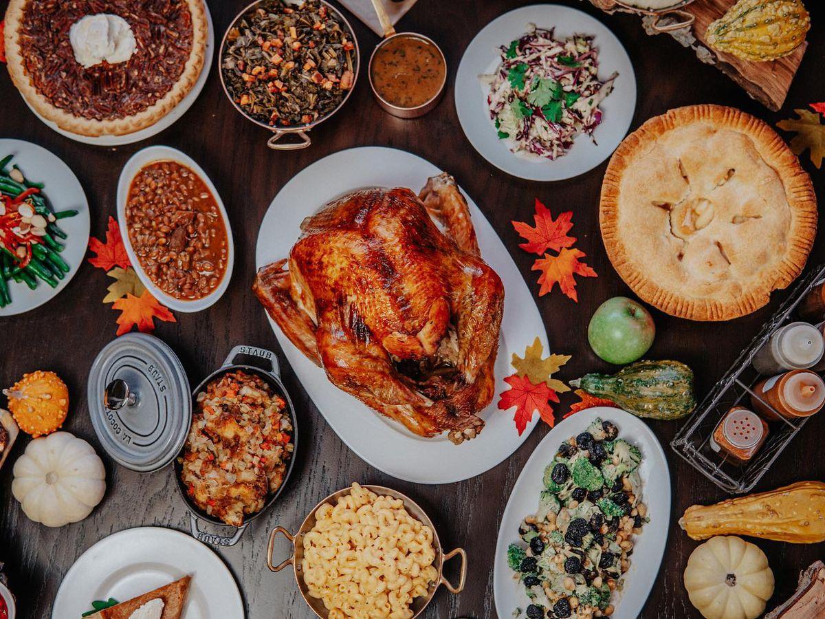 Order Thanksgiving To Go At Las Vegas Restaurants Eater Vegas
