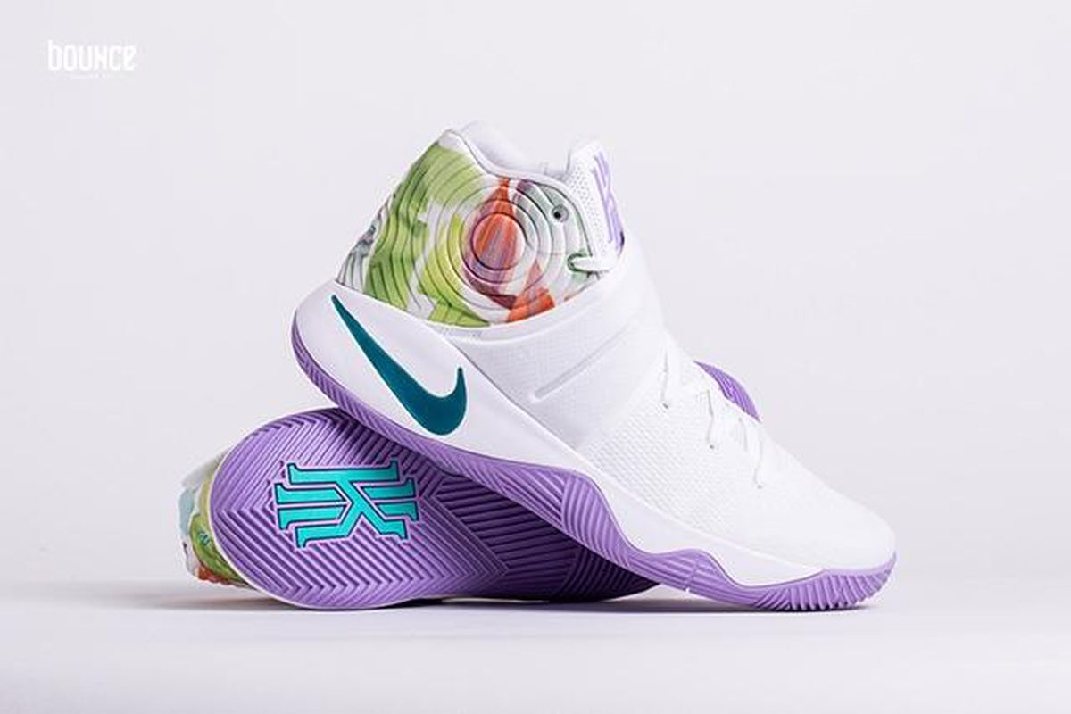 best sneakers f7339 a67df Cavs Kicks: Nike Kyrie 2