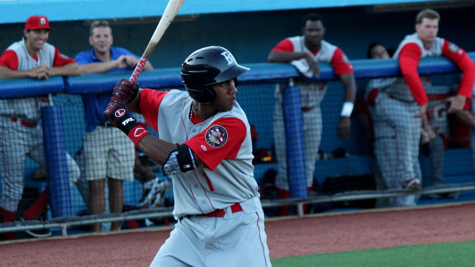 Top 25 Mets Prospects for 2015, #8: Amed Rosario - Amazin ...