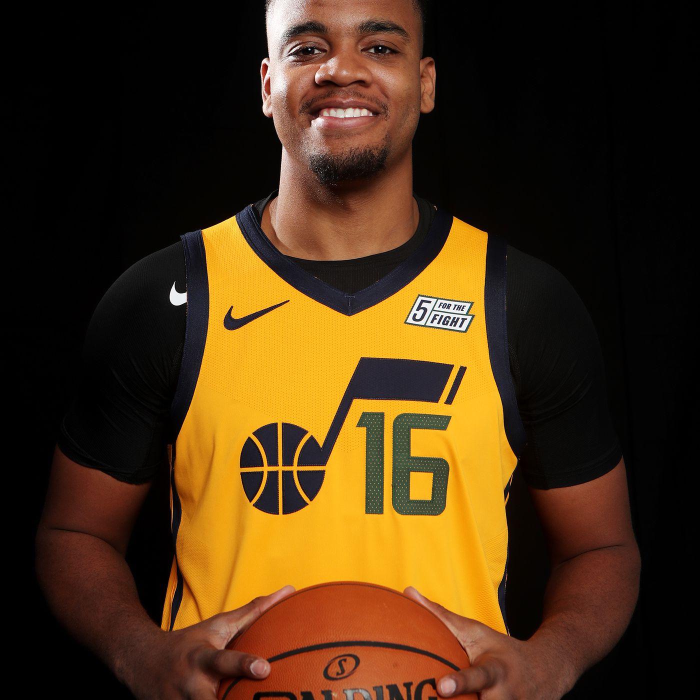 Jazz Sign Forward Juwan Morgan Waive Forward Stanton Kidd Deseret News