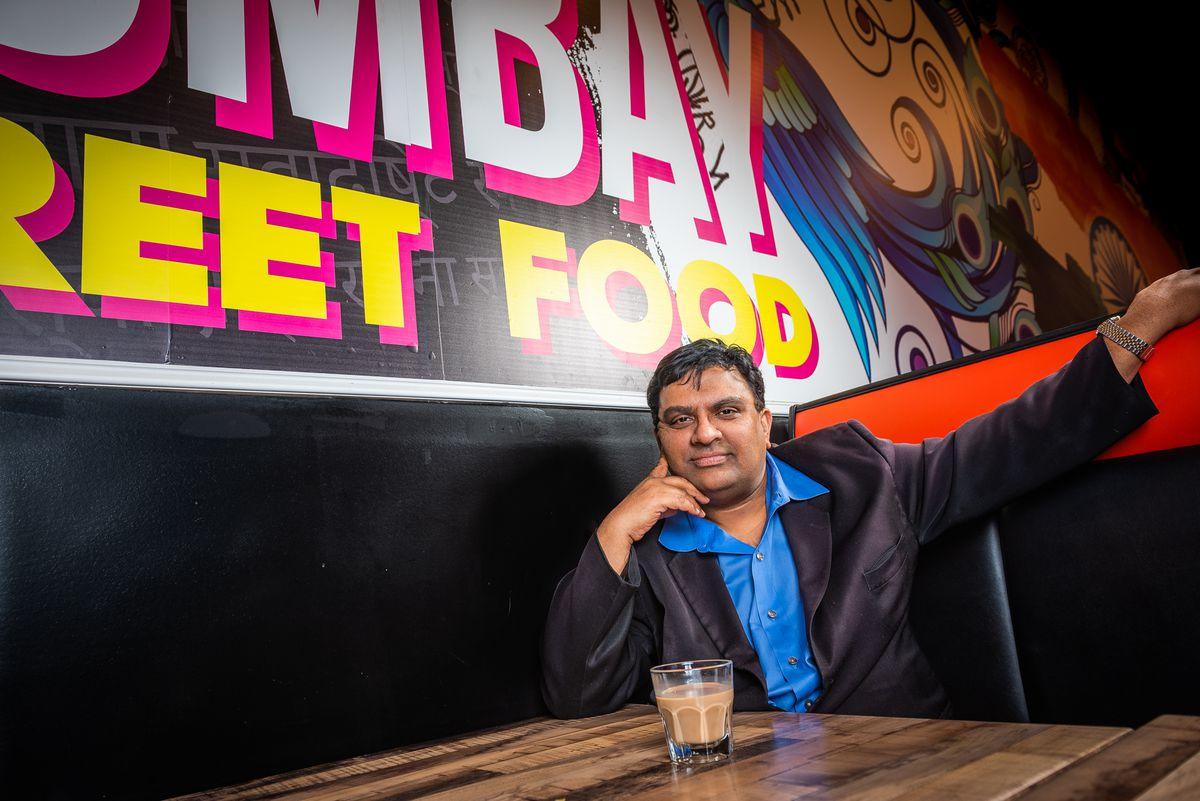 Restaurateur Asad Sheikh