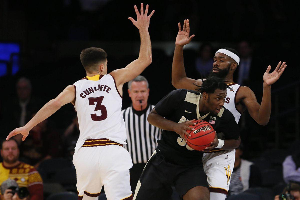 NCAA Basketball: Jimmy V Classic-Purdue vs Arizona State