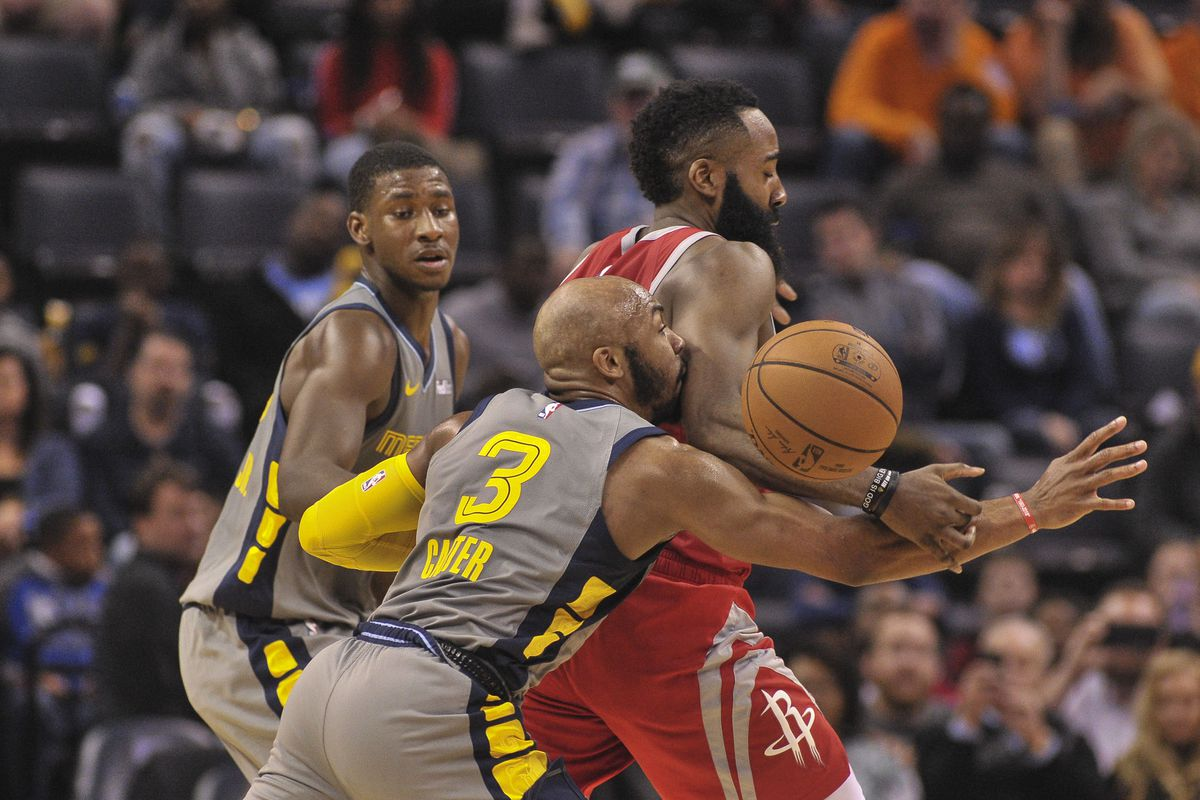 c89c1f960049 Former West Virginia star and Memphis Grizzlies  second-round draft pick  Jevon Carter makes an impact in NBA debut
