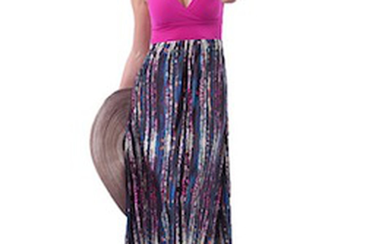 """Summer maxi dresses currently available on <a href=""""http://shop.crescendoapparel.com/"""">Crescendo's site</a>"""