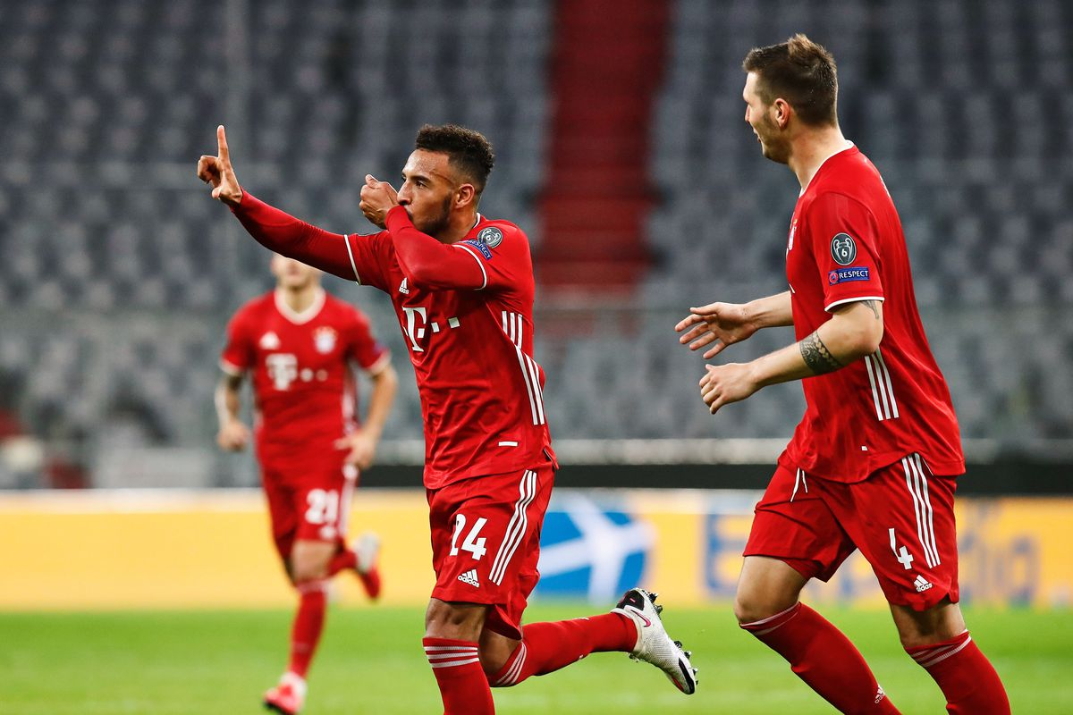 Hansi Flick Karl Heinz Rummenigge Pleased With Corentin Tolisso s Form With Bayern Munich Bavarian Football Works