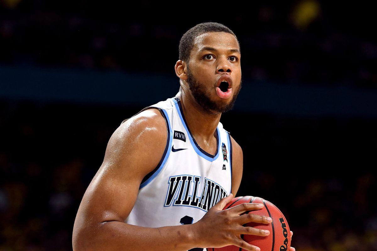 2018 NBA Draft: Omari Spellman Atlanta Hawks scouting report - Big East Coast Bias