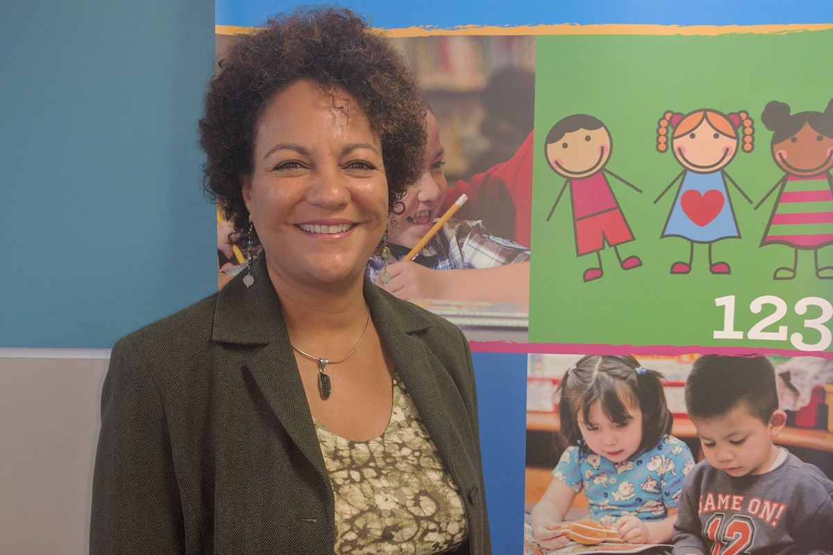 Lisa Roy, Denver Public Schools' new executive director of early childhood, started in October
