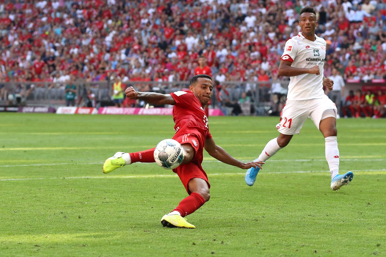 Bayern Munich 4-0 Koln: Initial reactions and observations