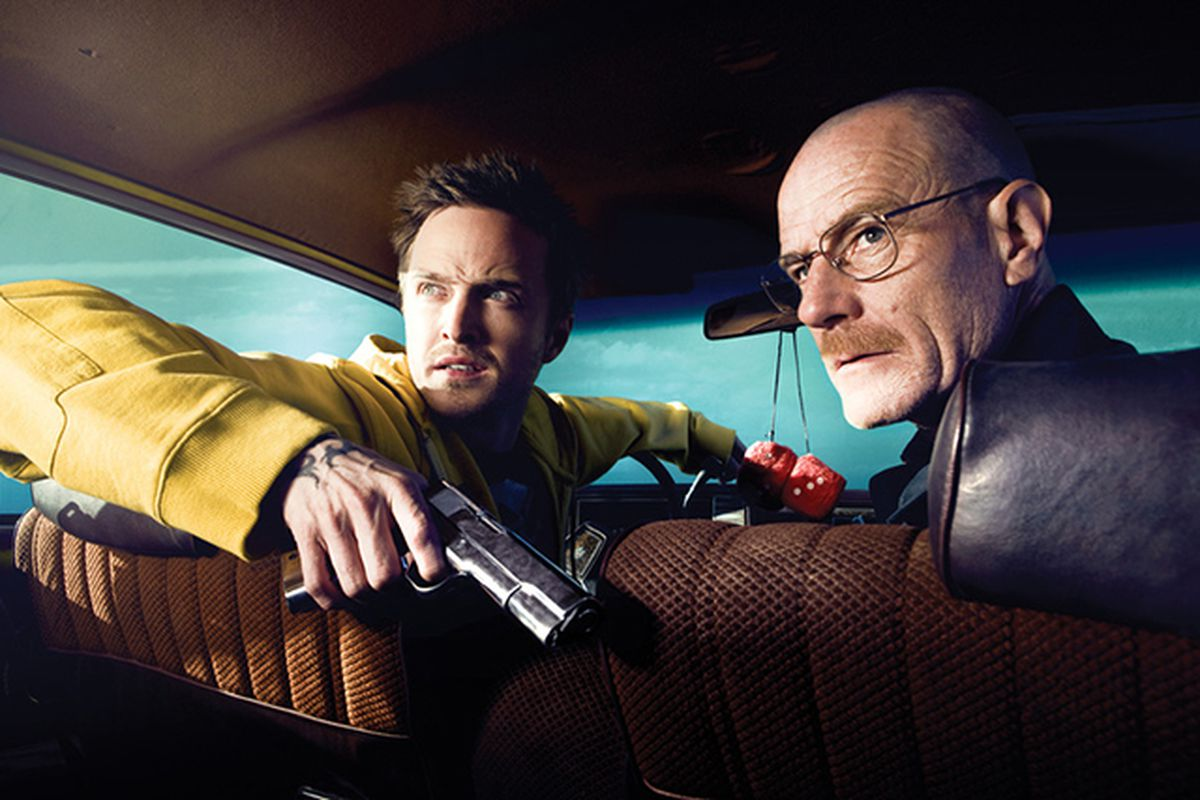 Netflix tool keeps your Twitter feed safe from 'Breaking Bad
