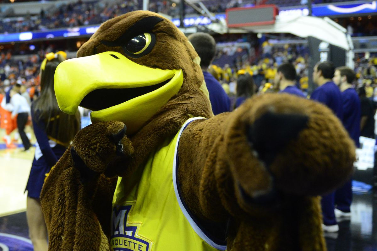The Golden Eagle wants YOU to pick a bracket.