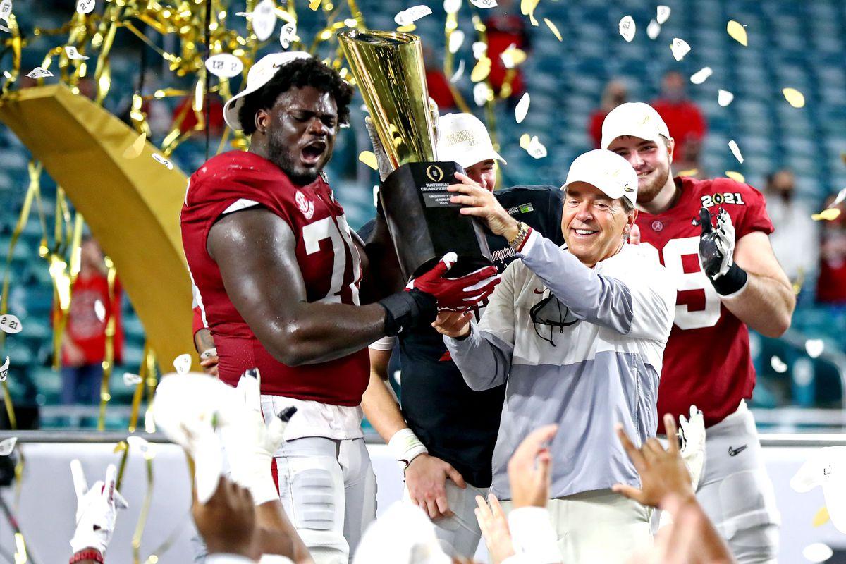 NCAA Football: CFP National Championship-Ohio State vs Alabama
