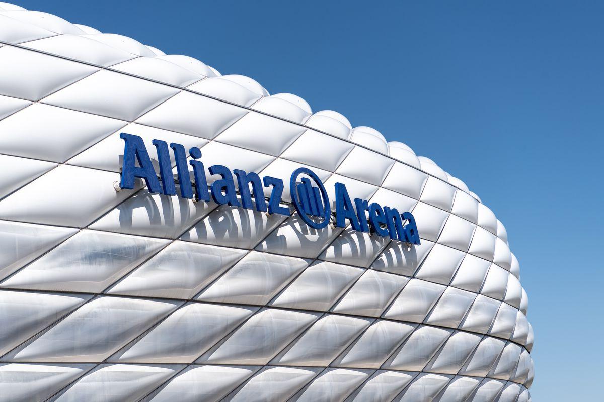Allianz Arena in Munich