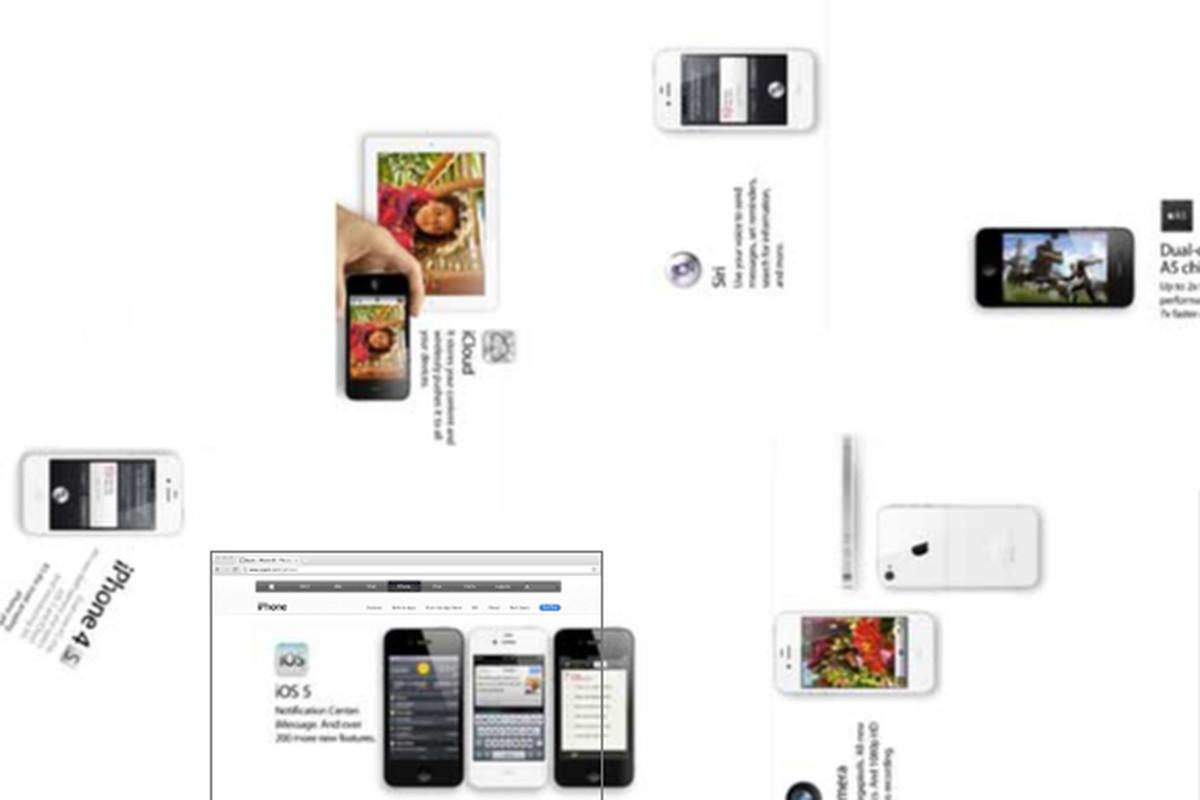 iPhone 4S CSS