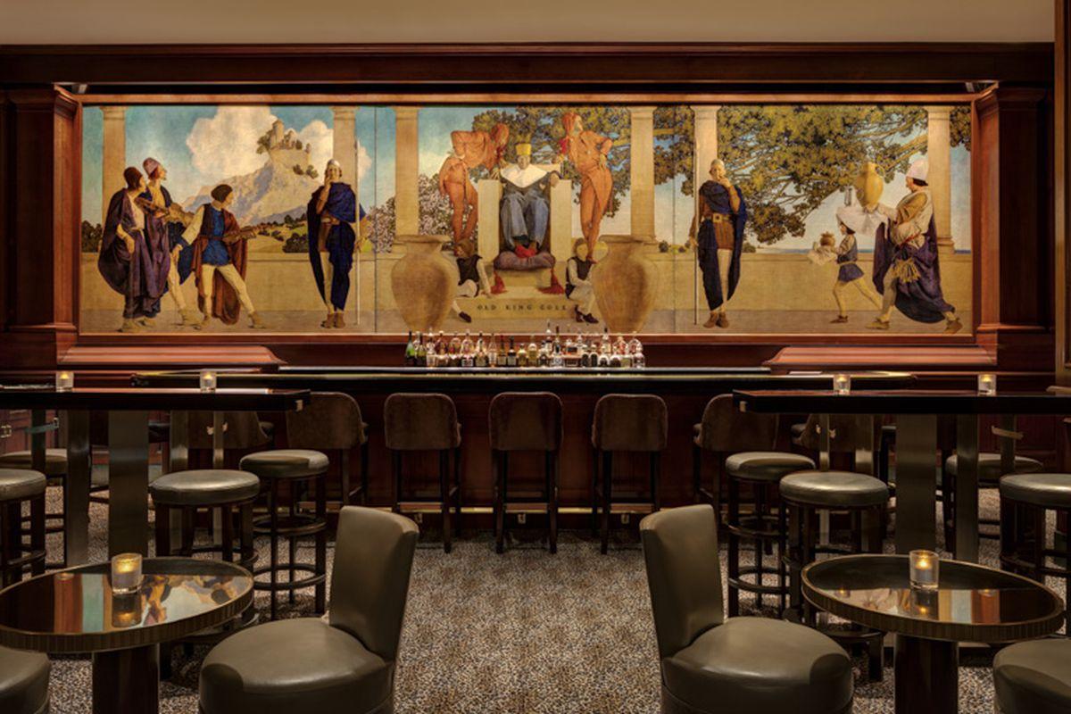 King Cole Bar.