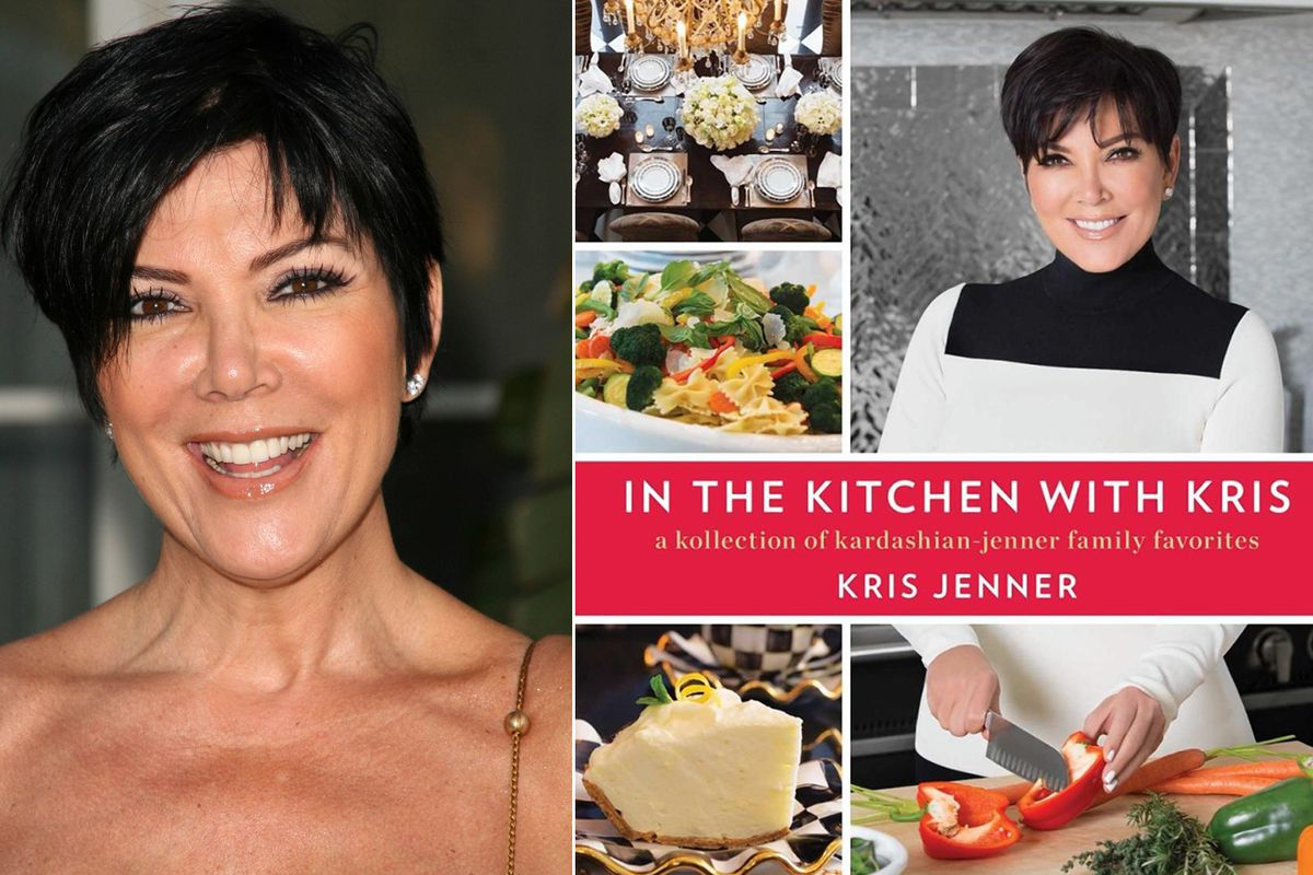 the 23 most ridiculous lines from kris jenner's kookbook - eater