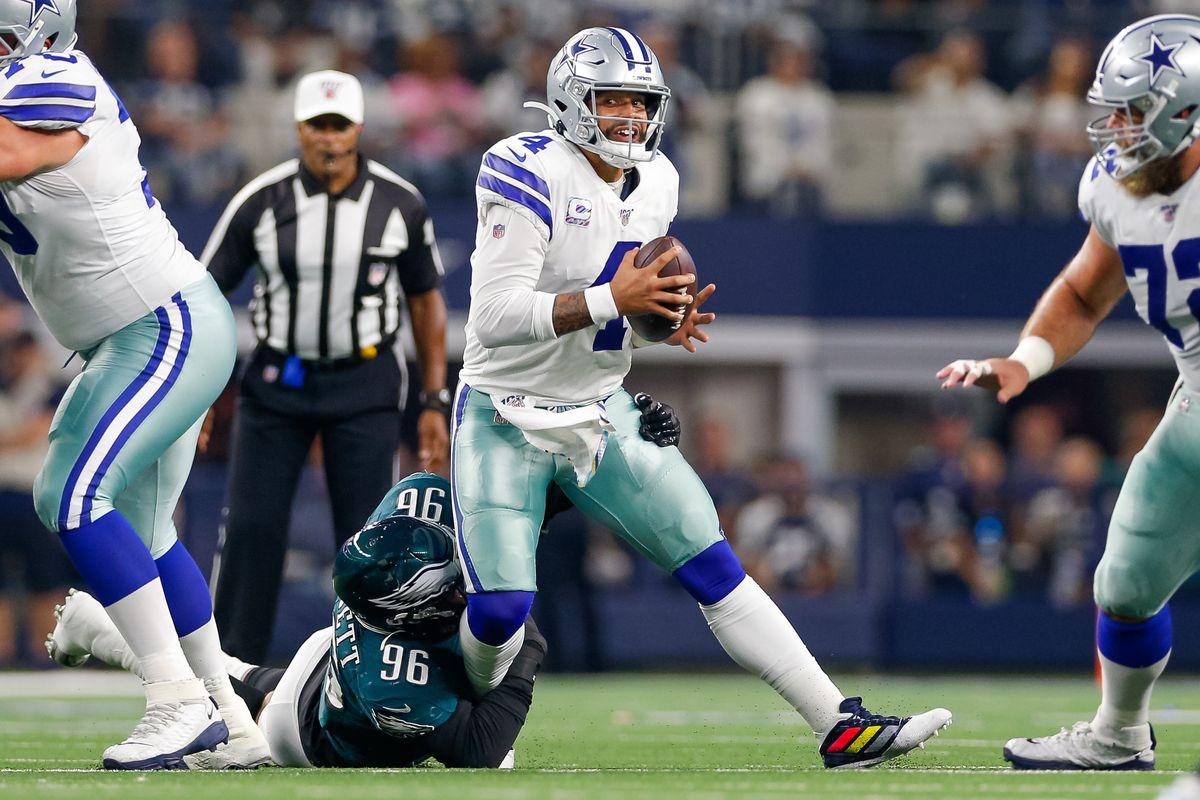 NFL: OCT 20 Eagles at Cowboys