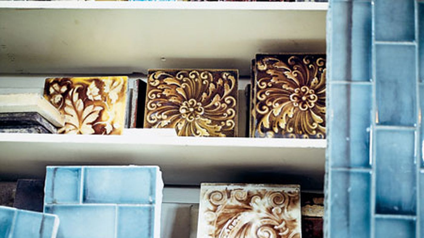 Joy Of Vintage Tile This Old House