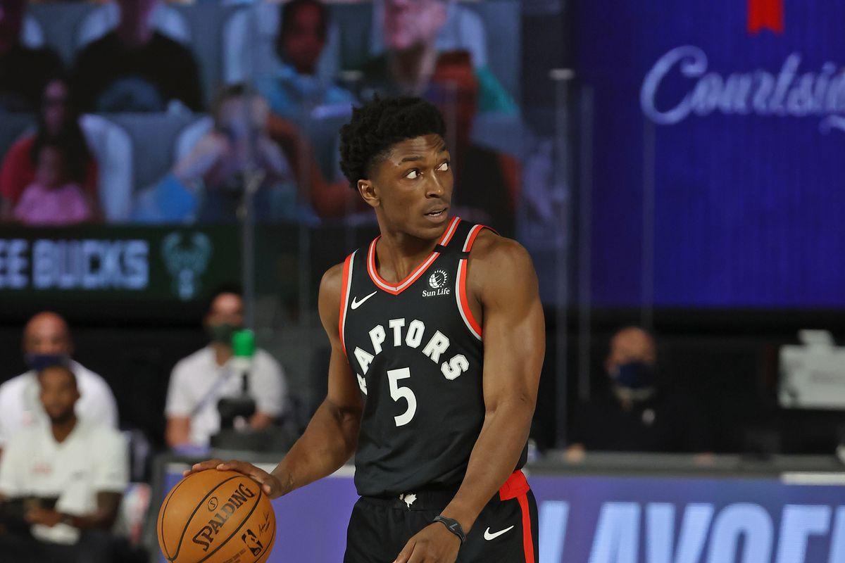 Toronto Raptors 2019-20 Player Review: The Lost Season of Stanley Johnson