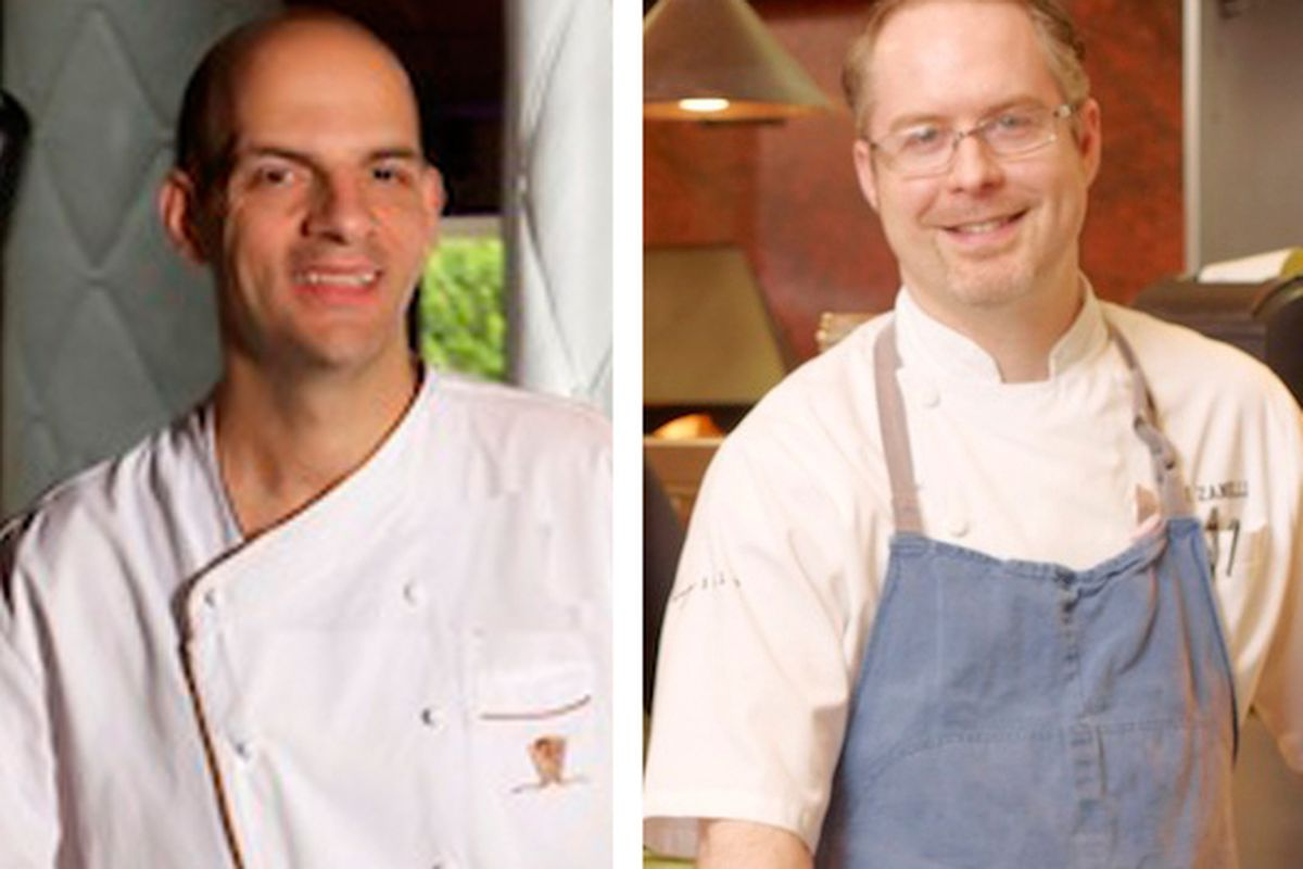 Mark LoRusso and Joseph Zanelli