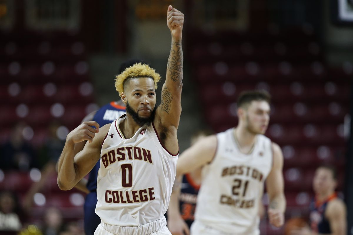 Notre Dame Men S Basketball Boston College Eagles Game Preview