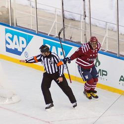 Ovechkin Scores a Winter Classic Goal