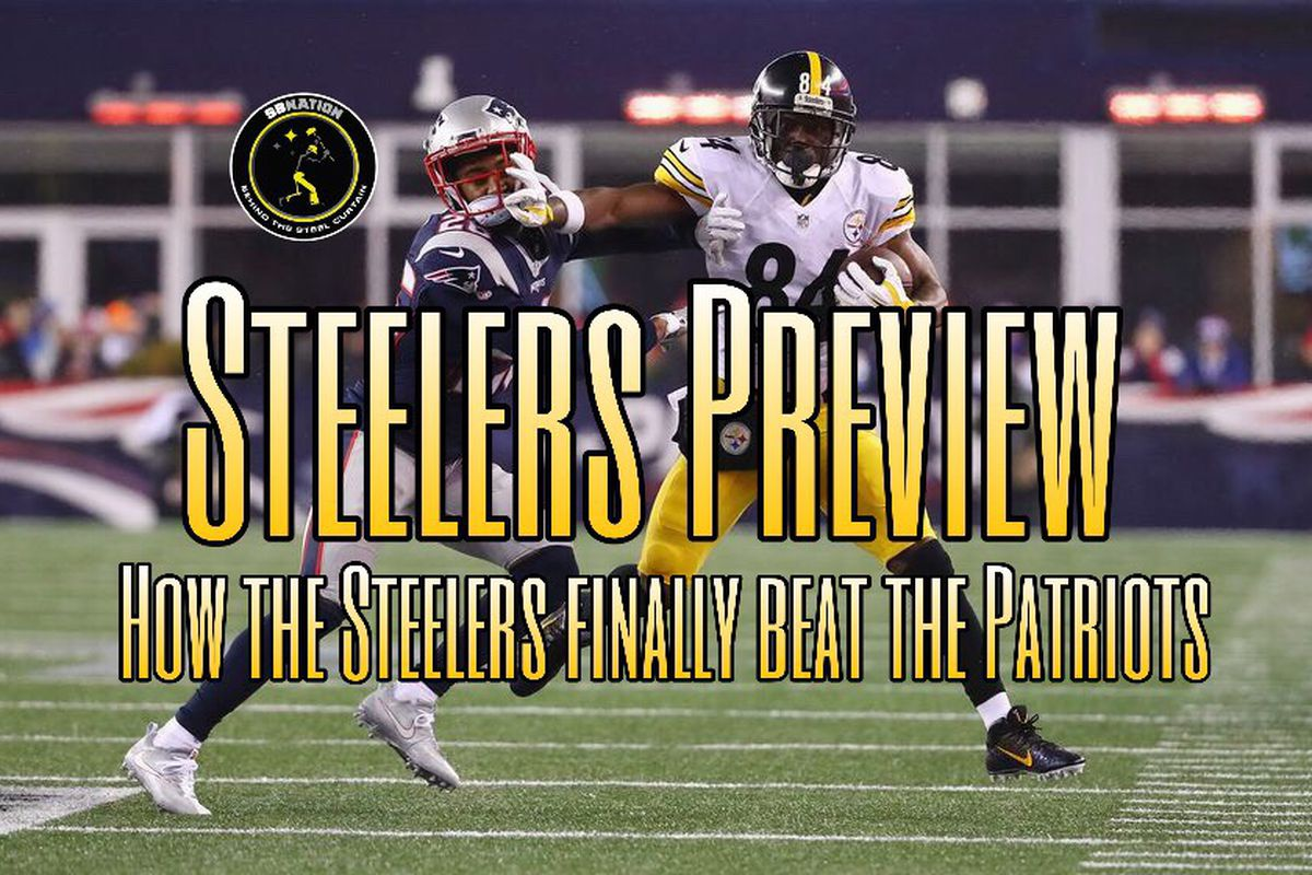039cbd49a Steelers Podcast  Why the Steelers will finally beat the Patriots in Week 15