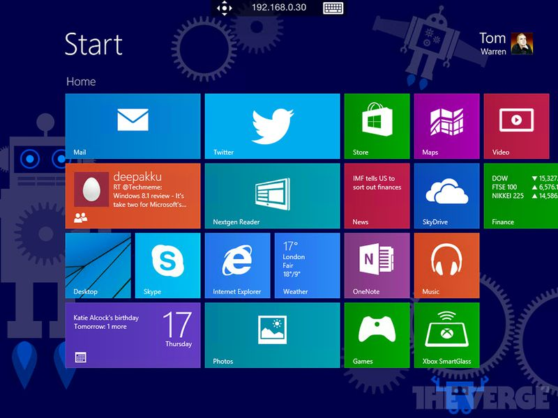 Microsoft's New IOS And Android Remote Desktop Apps Let