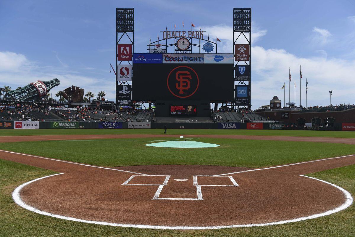 MLB: Colorado Rockies at San Francisco Giants