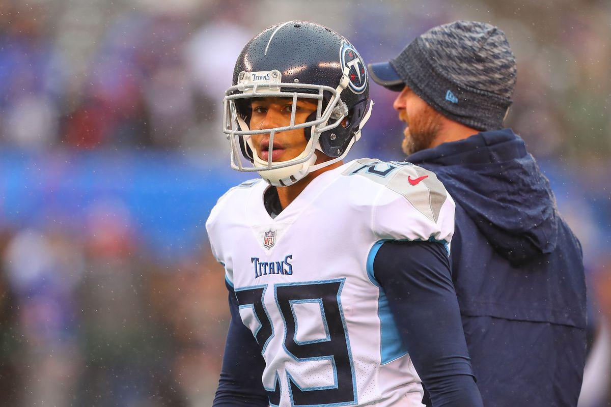 NFL: DEC 16 Titans at Giants