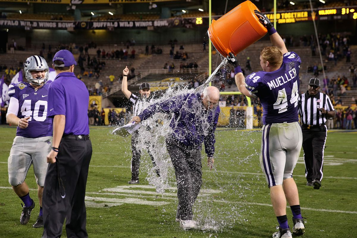 Bill Snyder hated this. Probably.