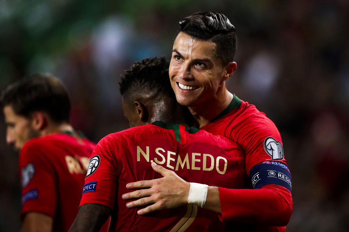 Portugal v Luxembourg -UEFA Nations league