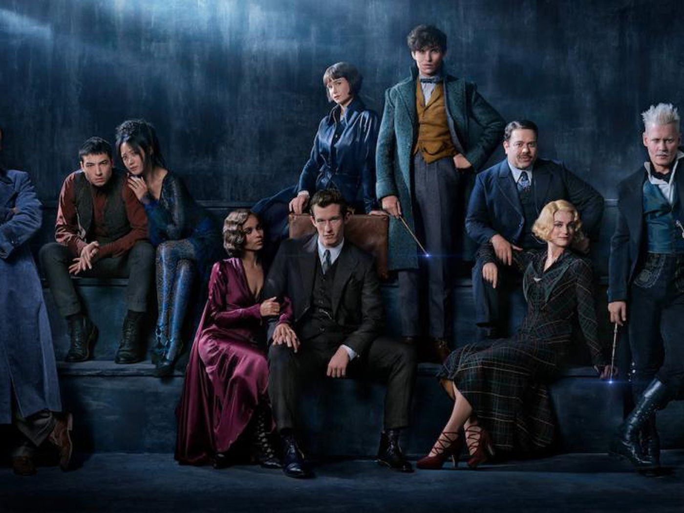 The title of the next Fantastic Beasts film teases an
